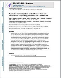 automated microraft platform